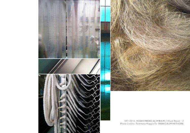 Muanthong Aluminium Industry . Visual Report